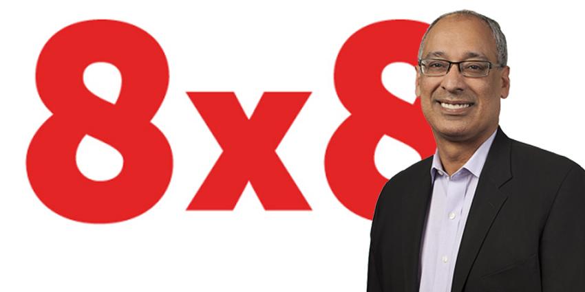 8x8 Gartner Leader