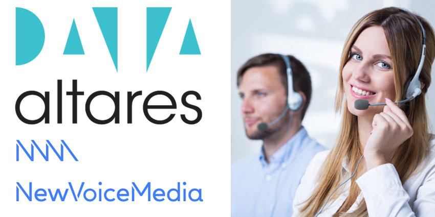 NewVoiceMedia Chosen as the Contact Centre Partner for Altares D&B