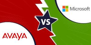 Avaya vs Microsoft