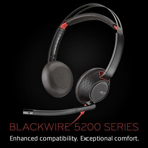 Plantronics Blackwire 5200 Series