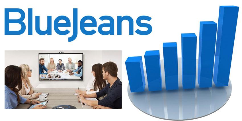 BlueJeans Sales Grow as Business Meetings Evolve