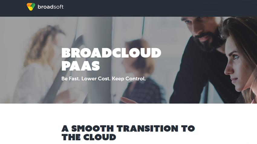 BroadCloud PaaS