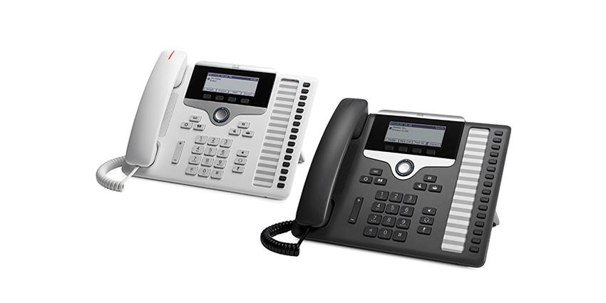 Cisco IP Phone 7861 body
