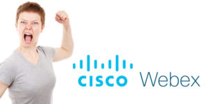 CiscoWebExOutagesOutrage
