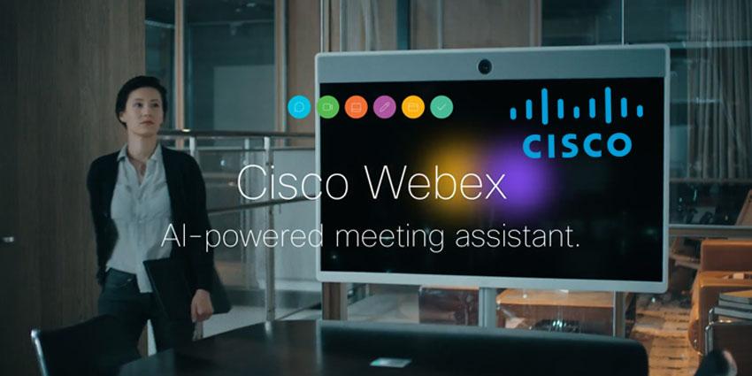 Cisco Webex Assistant – Voice as a Value-Driver