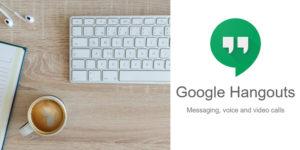 GoogleHnagouts