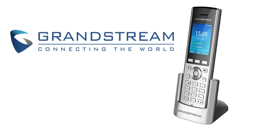 Grandstream Announces Portable WiFi IP Phone – WP820