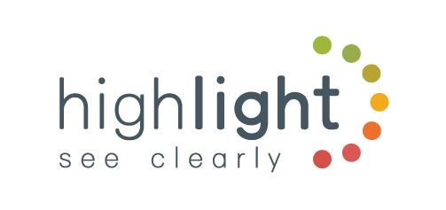 Highlight logo