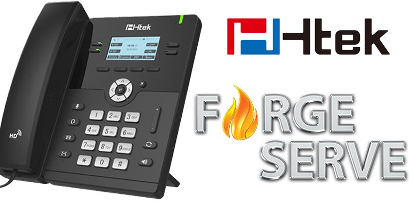 Htek Announce Seamless Integration with Swoop Datacom