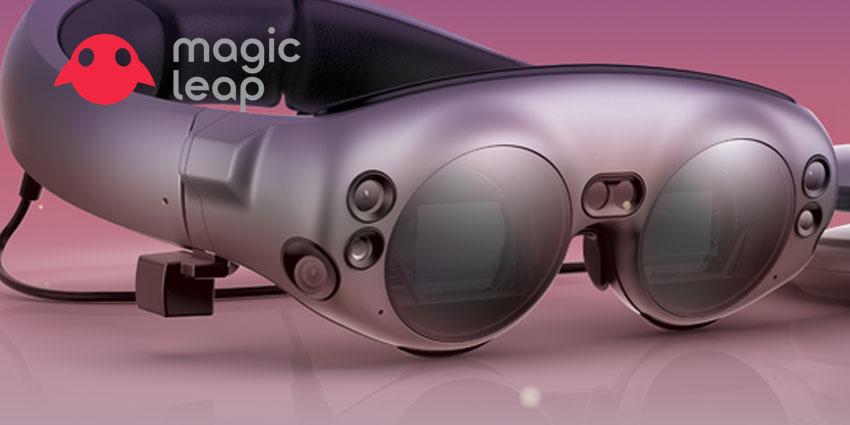 magic leap one creator edition ar headset