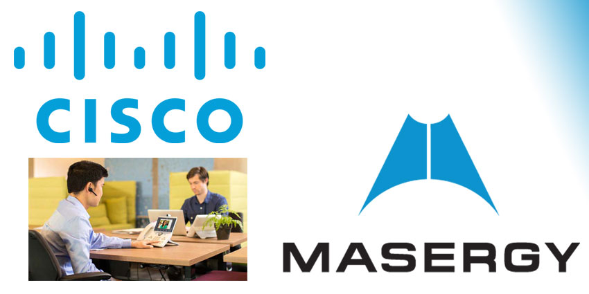 Masergy Provides Global UCaaS Interoperability with Cisco Endpoints