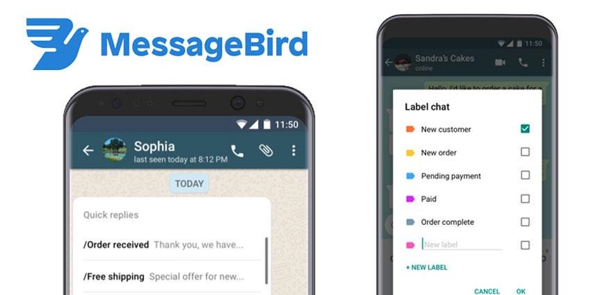 MessageBird Announces Integration with WhatsApp Business Solution