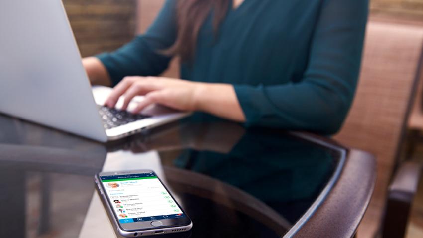 Mitel Phone Manager Mobile - Mitel CRM integration