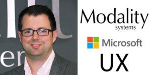 ModalitySystesmMicrosoftUX