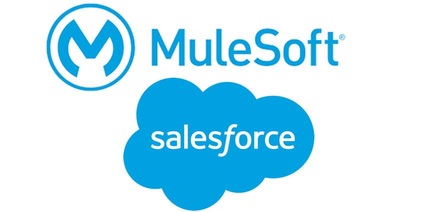 Salesforce Splashes $5 90 Billion on Software Maker MuleSoft