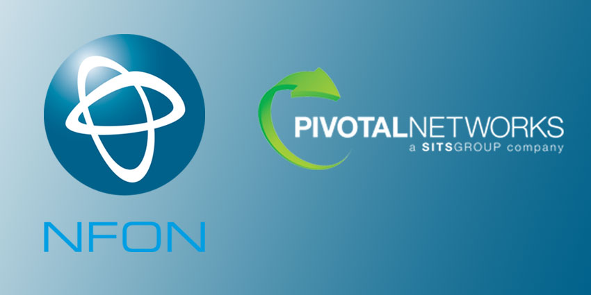 NFON UK and Pivotal Networks in Platinum Partnership