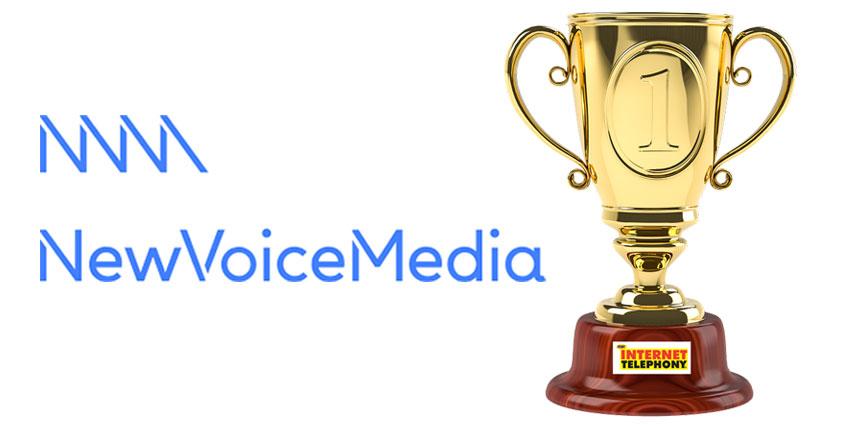 NewVoiceMedia Wins 2018 Internet Telephony Product of the Year Award