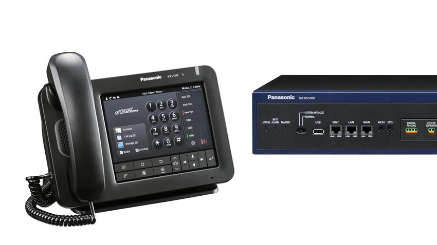 Panasonic KX-NS1000 Review -The Next Generation IP-PBX