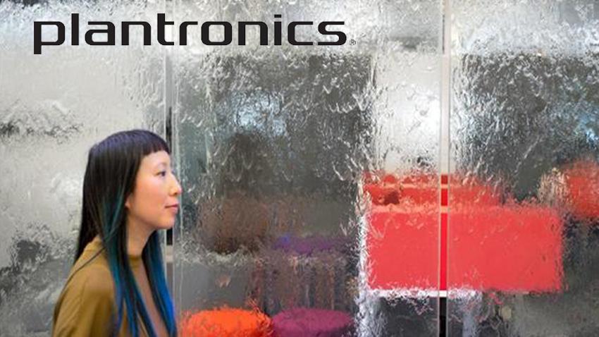 Plantronics – Habitat Soundscaping Solves Noise and Distraction Problems