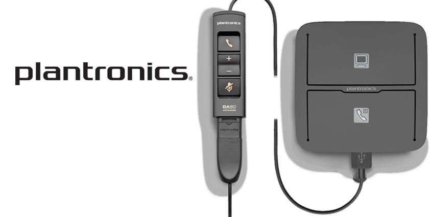 Plantronics Debuts MDA400 QD Series Audio Processors