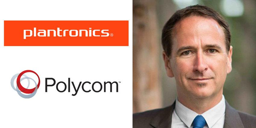 (Headset) Boom! Plantronics Purchases Polycom