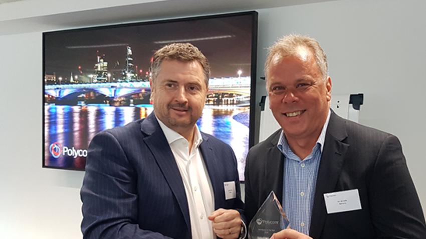 Award-Winning Distributor Nimans Reports 20% Polycom Growth