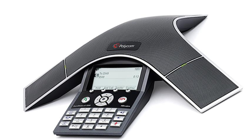 Polycom SoundStation IP 7000 SIP-Based IP Conference Phone