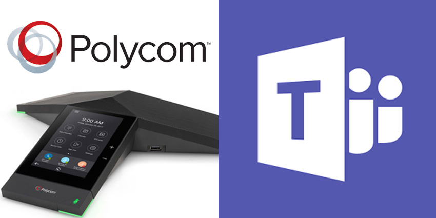Polycom Solutions to Work with New Microsoft Teams Platform
