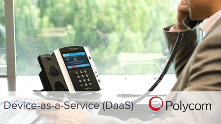 VoIP Service Providers Get a New Polycom DaaS Pilot Program