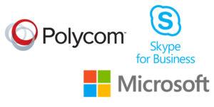 PolycomMicrosoftSkype