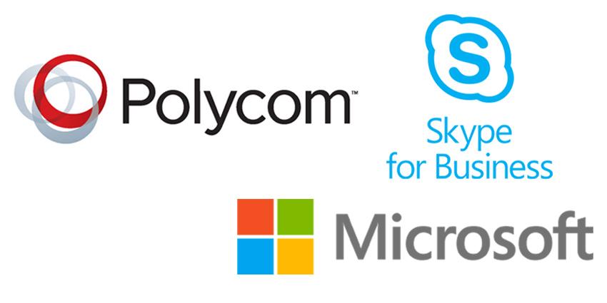 We've got your back, Says Polycom