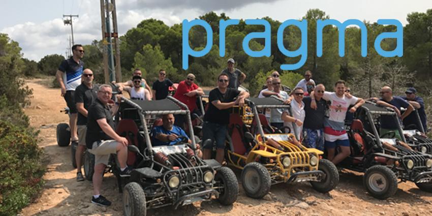 Pragma Reward High Growth Resellers with Ibiza Trip