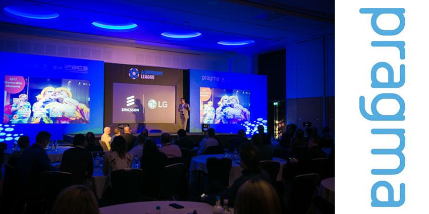 The Call of Community: The Pragma Ericsson-LG Partner Conference