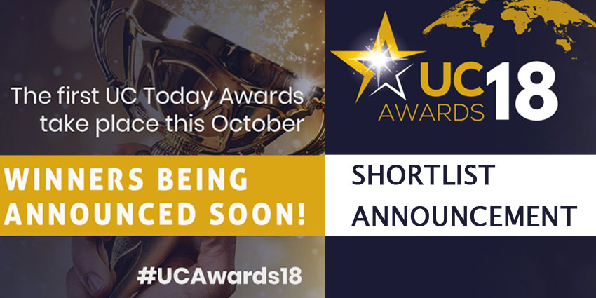 Announcing Your UC Awards 2018 Shortlist