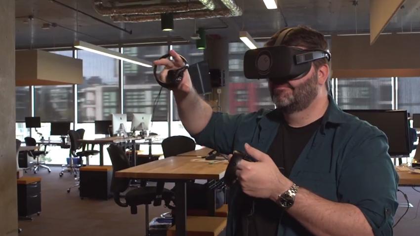 Using Cisco Spark VR