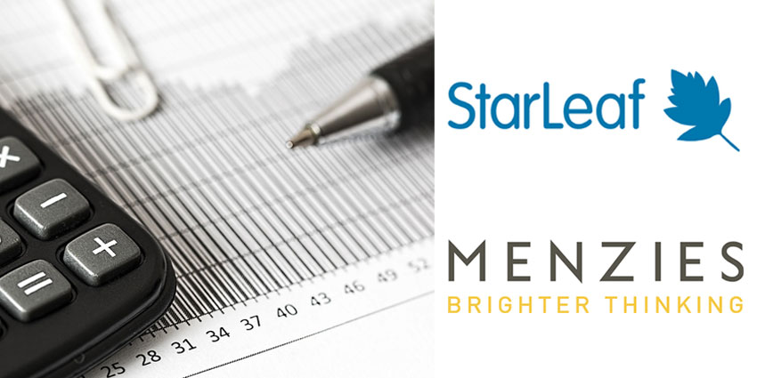 Menzies Balances the Books with StarLeaf UC Technology