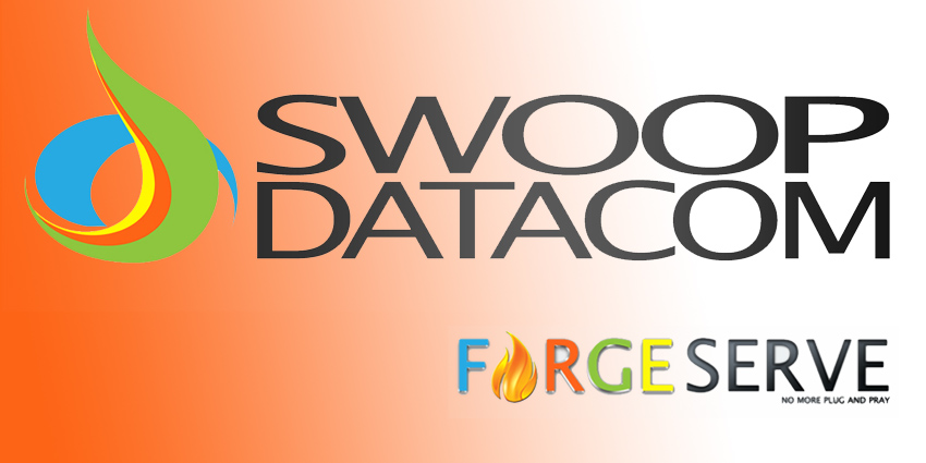 Swoop Datacom Announce ForgeServe Productisation