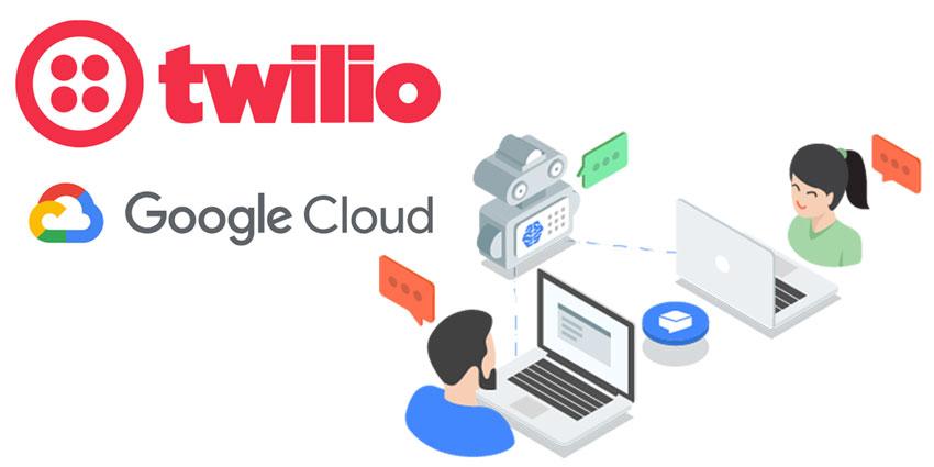Twilio Announces New Integration with Google Cloud Contact Center AI