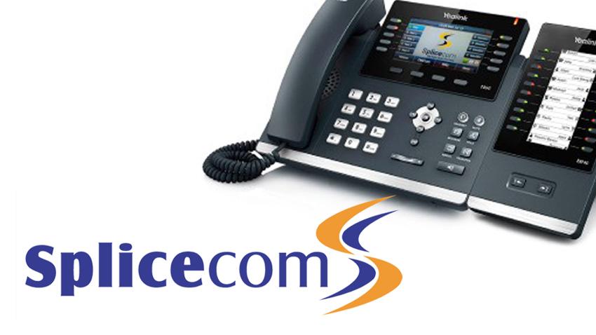 Splicecom & Yealink Announce Partnership