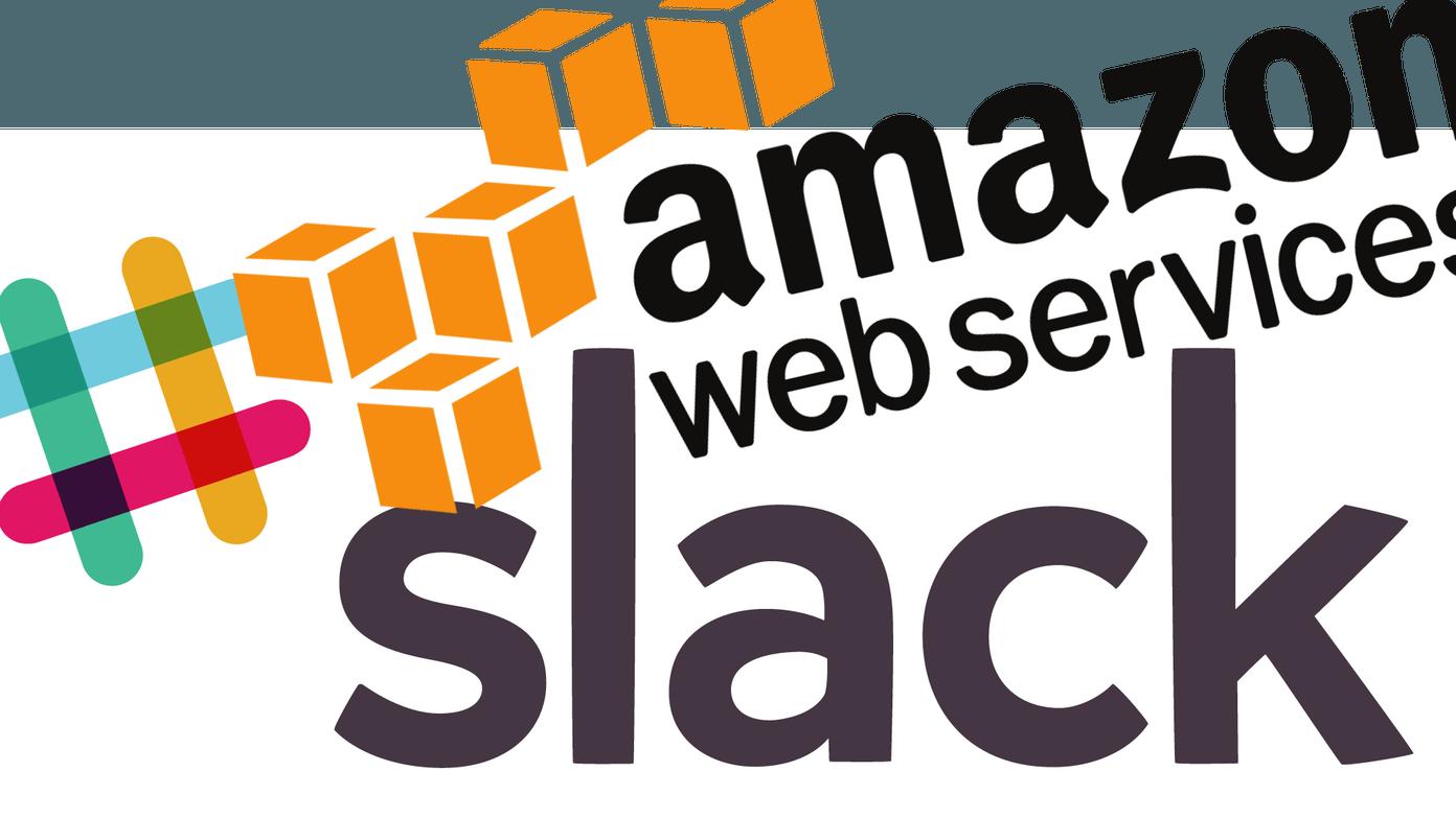 Amazon and slack app