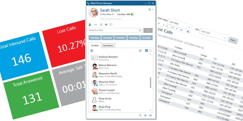 Latest MiVoice Application Suite 5.0 brings it all together for Mitel Customers