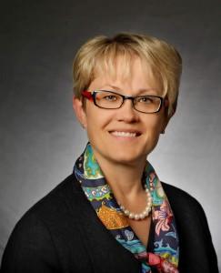 Nancy Knowlton, Nureva's CEO.