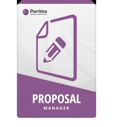 Porrima Proposal Manager