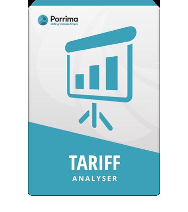 Porrima Tariff Analyser