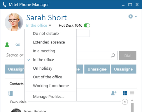 Mitel Phone Manager Review: Professional Edition - UC Today