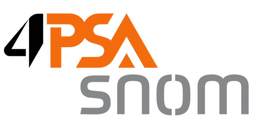 Snom Celebrates Interoperability Link with 4PSA's VoipNow