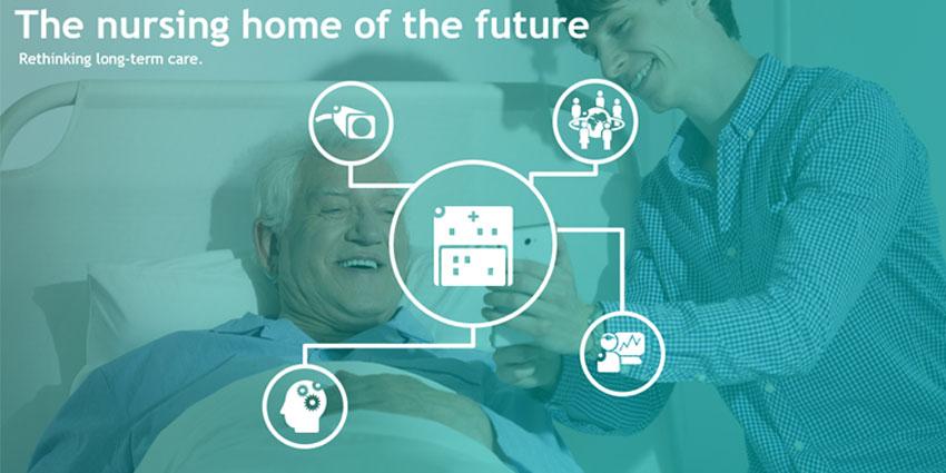 Alcatel Lucent Enterprise Nursing Home Of The Future