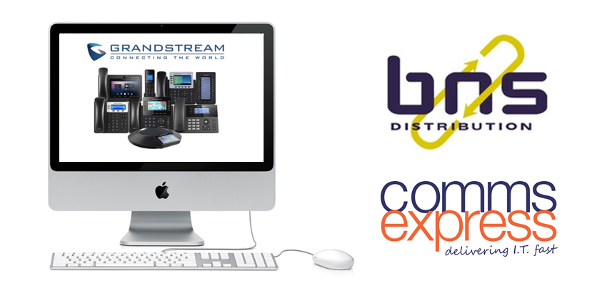BNS Distribution Partner with Comms Express