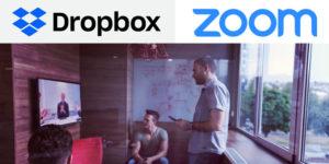 DropboxZoomPartnership