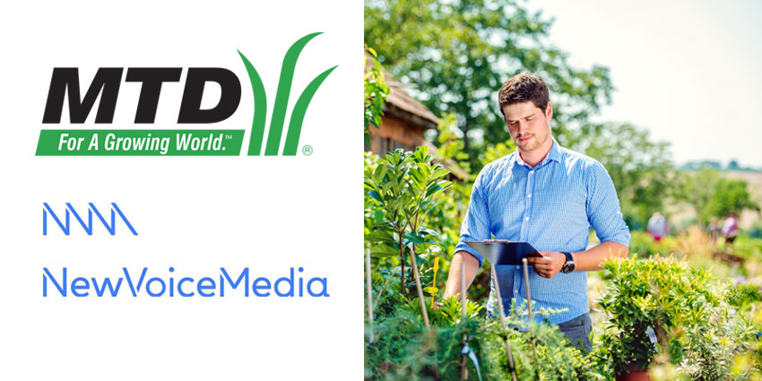 NewVoiceMedia Ups NPS Score of Global Manufacturer MTD by 20